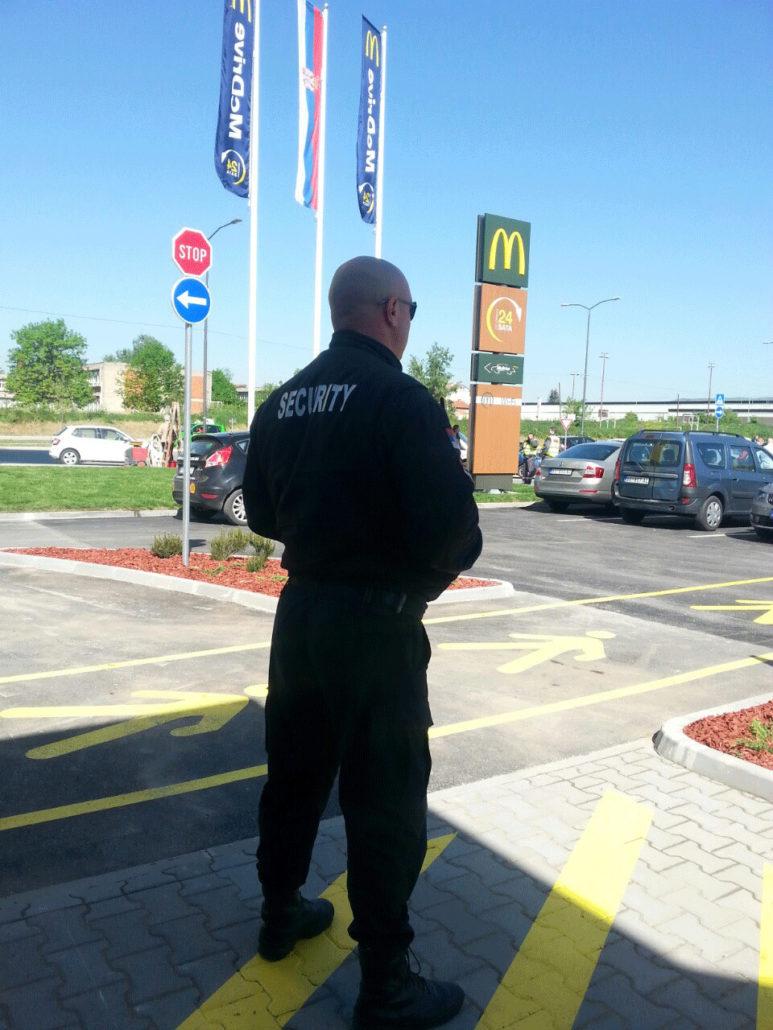 otvaranje McDonald's restorana
