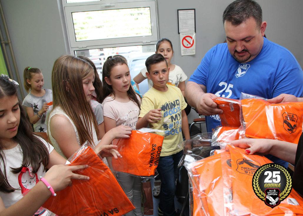 poseta učenika O.Š. Ivo Andrić
